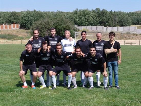Equipo de veteranos de Arenas de San Pedro
