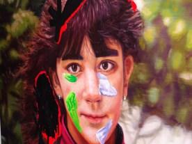 Princesa de Barrio Nº4 - Alejandro Carpintero