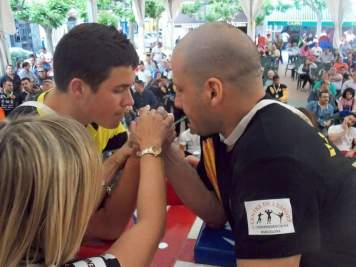 Sergio Quiros vs PapaChino de Barcelona