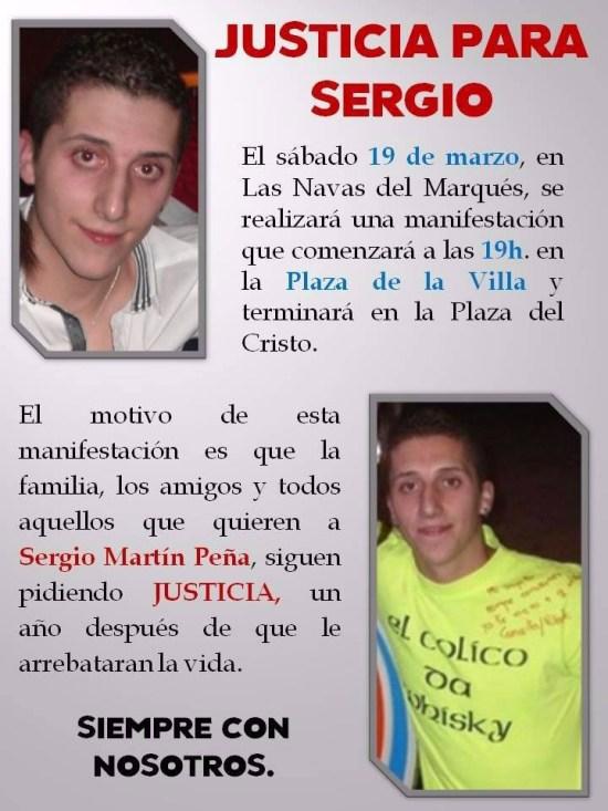 manifestacion-justicia para sergio-martin-peña-2016
