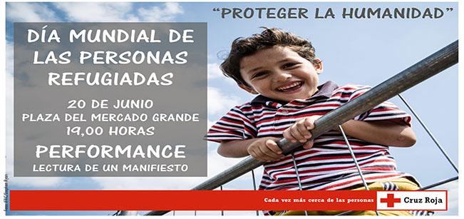 05 NP 27_16 Actividad DM Personas refugiadas 20J Cartel