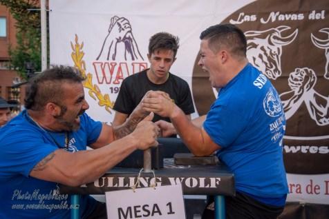 Dani Conde vs Sergio Quiros