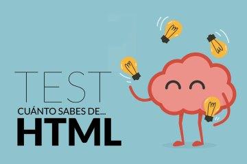 Test online gratuito HTML