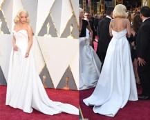 Lady Gaga de Brandon Maxwell