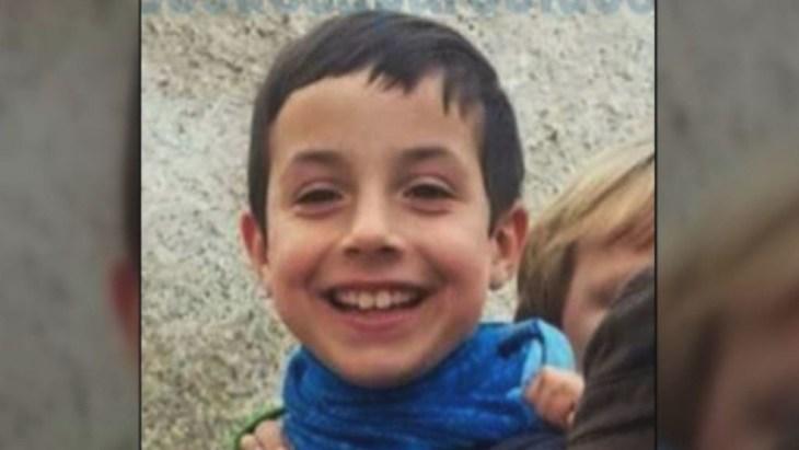 Gabriel, el niño desaparecido en Las Hortichuelas
