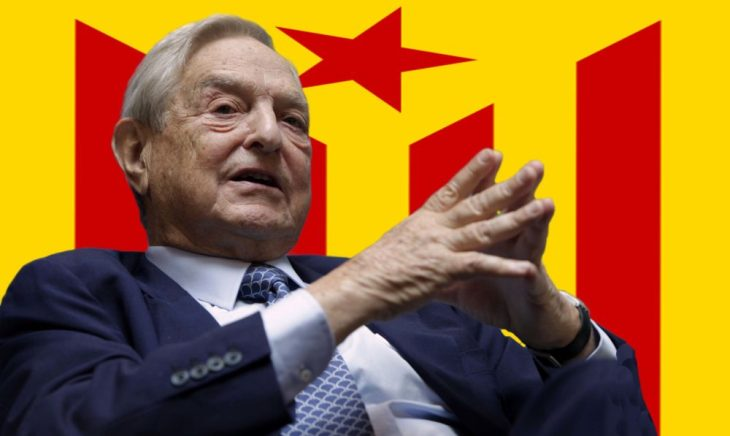 George Soros y el Independentismo Catalan