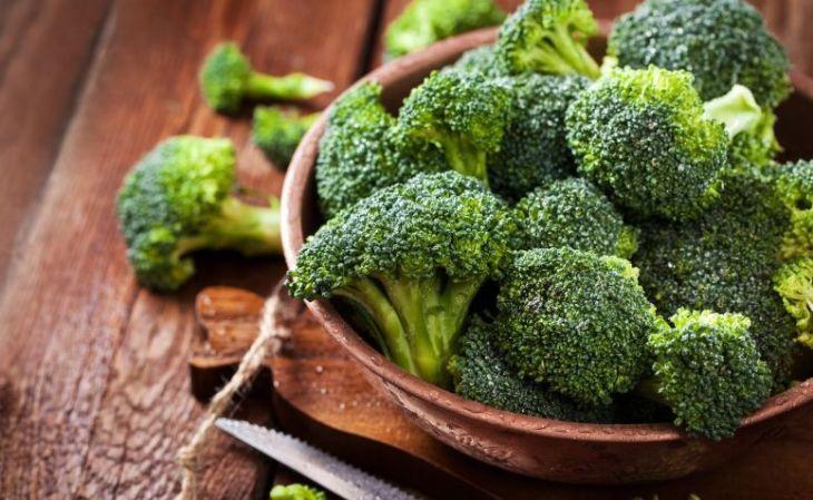 El brócoli activa el metabolismo
