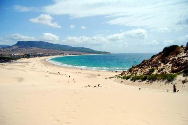 Las playas son otro atractivo para los amantes del deporte