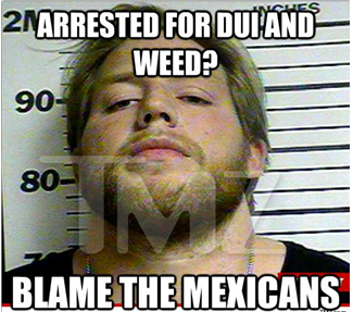 In Jack Swagger's America DUI's = World title push