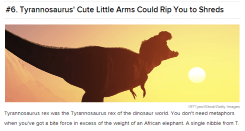 Took this screenshot from the Cracked.com article that can be found at: http://www.cracked.com/article_21239_6-dinosaur-superpowers-that-science-just-discovered.html