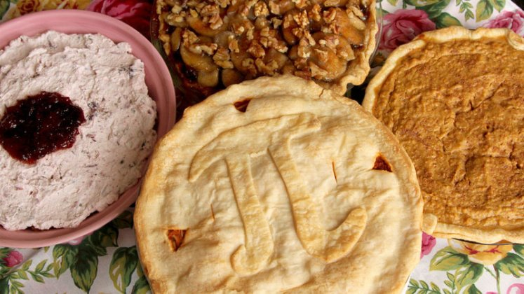 Pi Day Pies