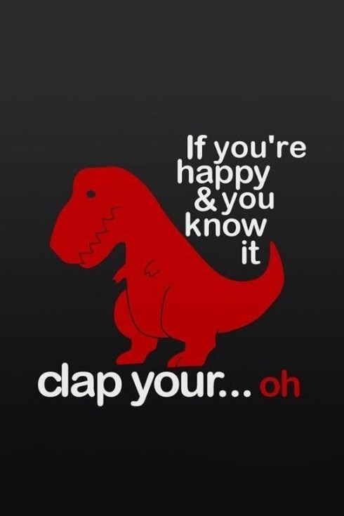 Trex pic of the day