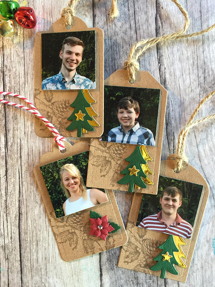 Easy Festive Gift Tags by Christine Emberson Pic5
