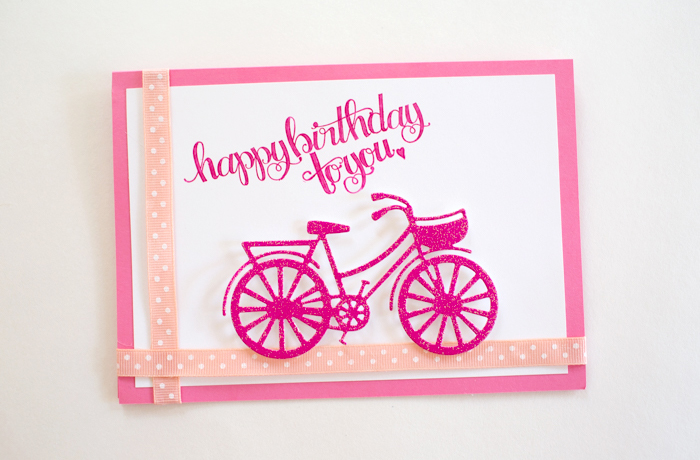 Creating a Happy Grams Personalized Birthday Card by Alli Roth Step 9