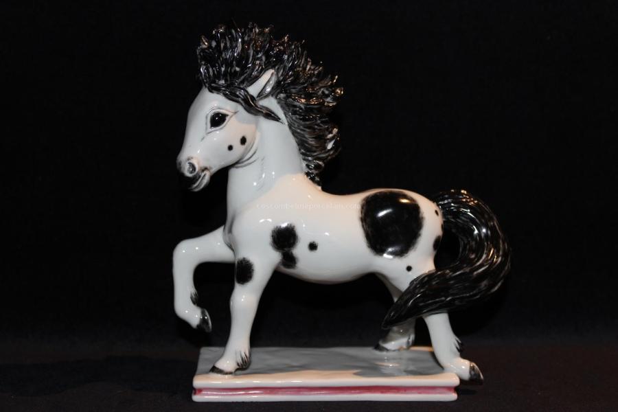 Nymphenburg Scherf Shetland Pony