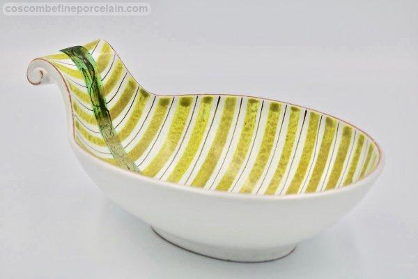 Stig Lindberg Scroll bowl