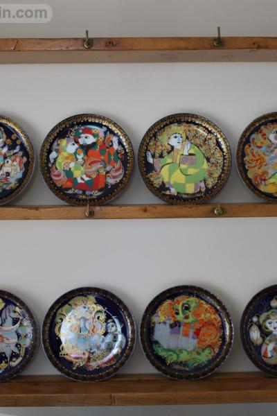 Rosenthal plates Aladdin Set of 12