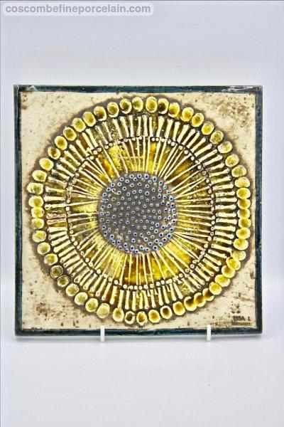 Gustavsberg Sunflower
