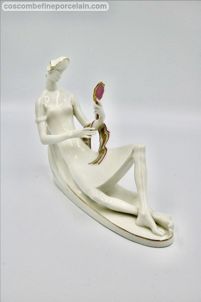 Hutschenreuther porcelain figures