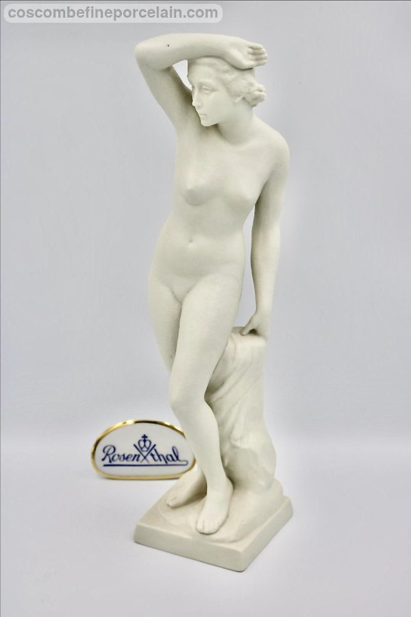 Rosenthal Bisque Nude