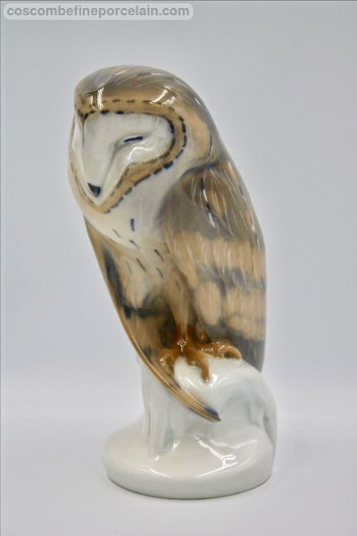 Royal Copenhagen Barn Owl