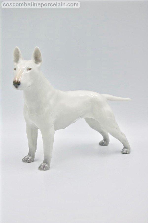 Royal Copenhagen Bull Terrier