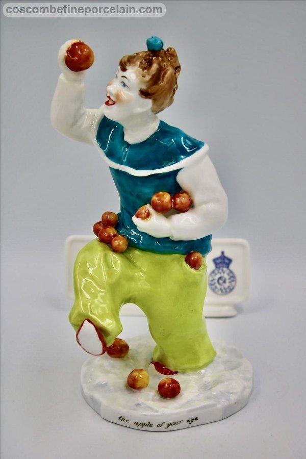 Royal Worcester Apple