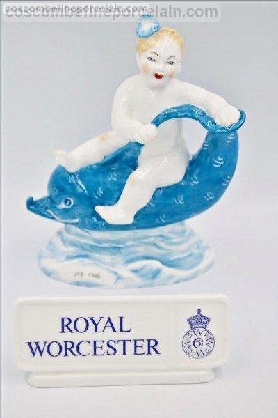 Royal Worcester Joy Ride