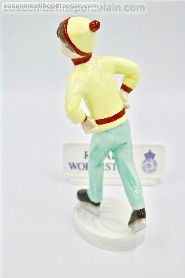 Royal Worcester Tuesday's child