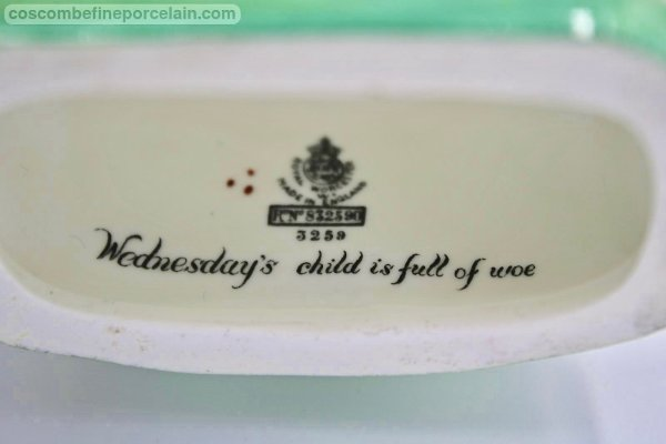 Royal Worcester Wednesday's