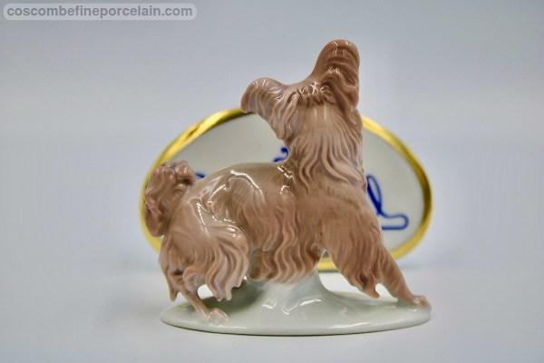 Skye terrier Rosenthal
