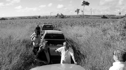 Paraguay sojero