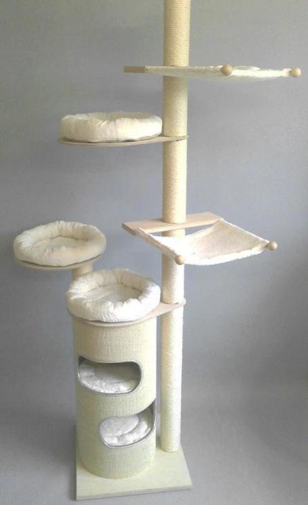 Albero da pavimento-soffitto Sonja