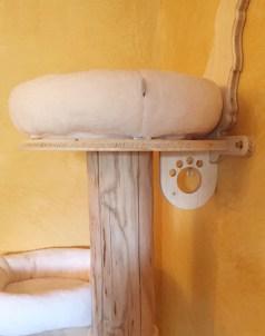 Code Volanti – in legno massello di castagno
