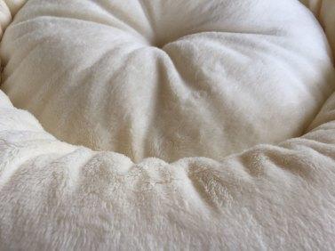 Cuscini Franco Bizzaro in morbida ciniglia