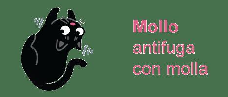 NOVITA': antifuga con molla