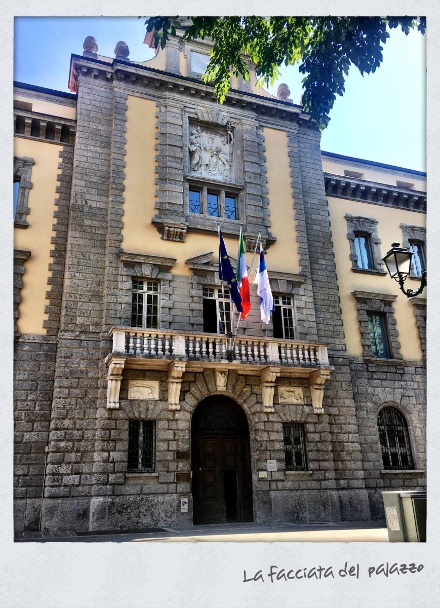 Palazzo d'autore per la Camera di Commercio di Bergamo