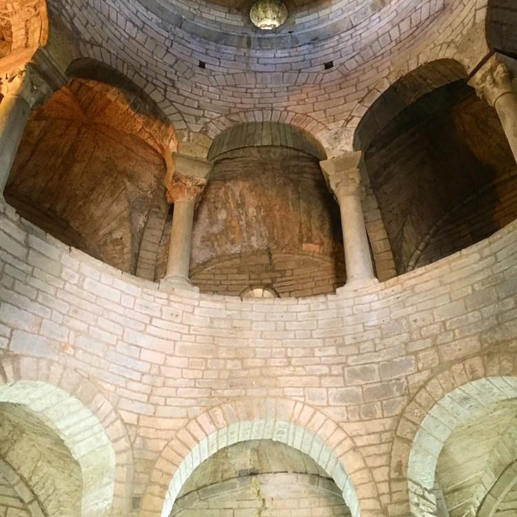 balconata interna Rotonda di San Tomè