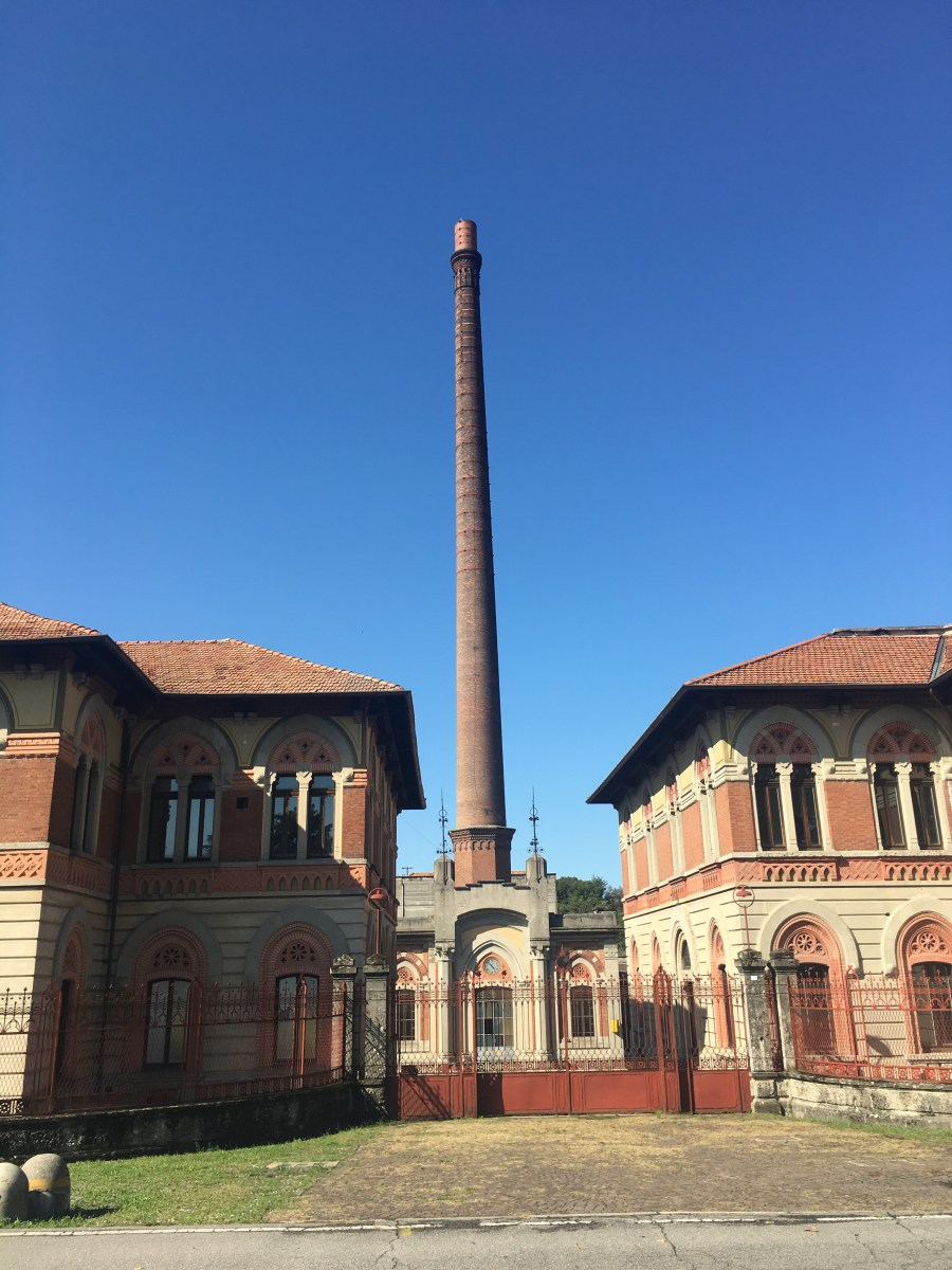 Un viaggio nel passato al Villaggio Operaio di Crespi d'Adda, Patrimonio dell'UNESCO.