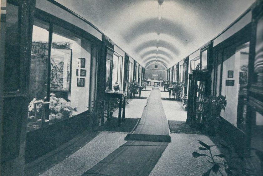 ingresso ex albergo diurno Bergamo