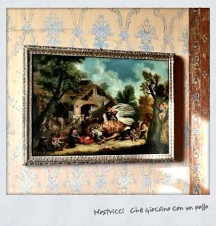 Dipinto conservato a Palazzo Moroni di Bergamo