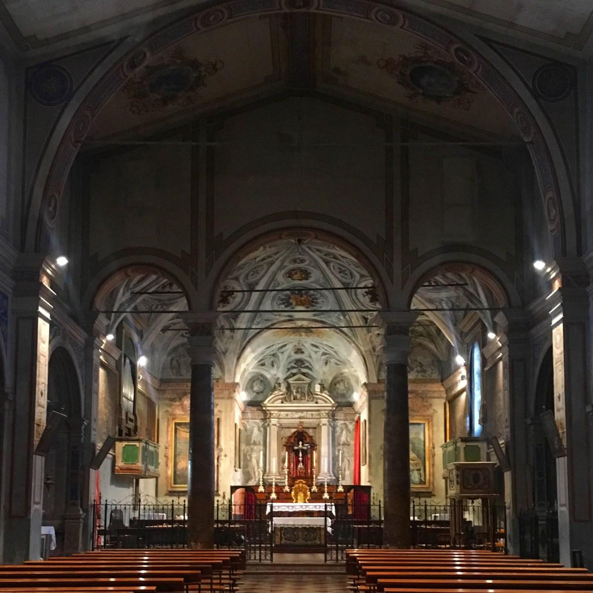 Visitare il Complesso di Santa Maria della Pace di Alzano Lombardo