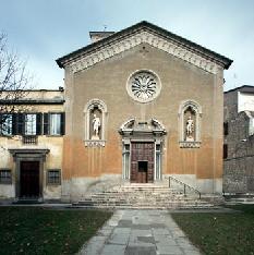 chhiesa di San pietro di Alzano lombardo