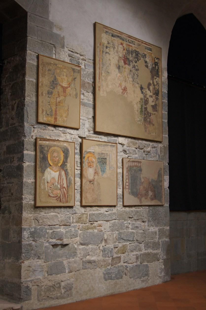 Decorazioni murarie sacre