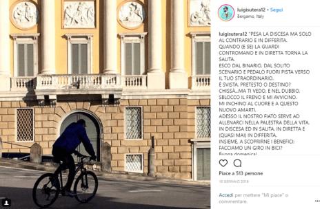 Luigi Sutera fotografa Bergamo e le sue strade