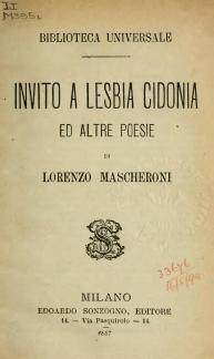 Invito_a_Lesbia_Cidonia