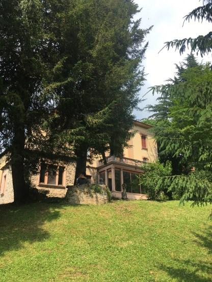 La casa di Bortolo Belotti