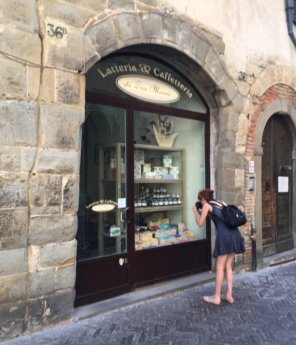 10 cose da sapere sulle vetrine di Città Alta a Bergamo