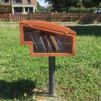 Fare bookcrossing alla Casetta dei Libri