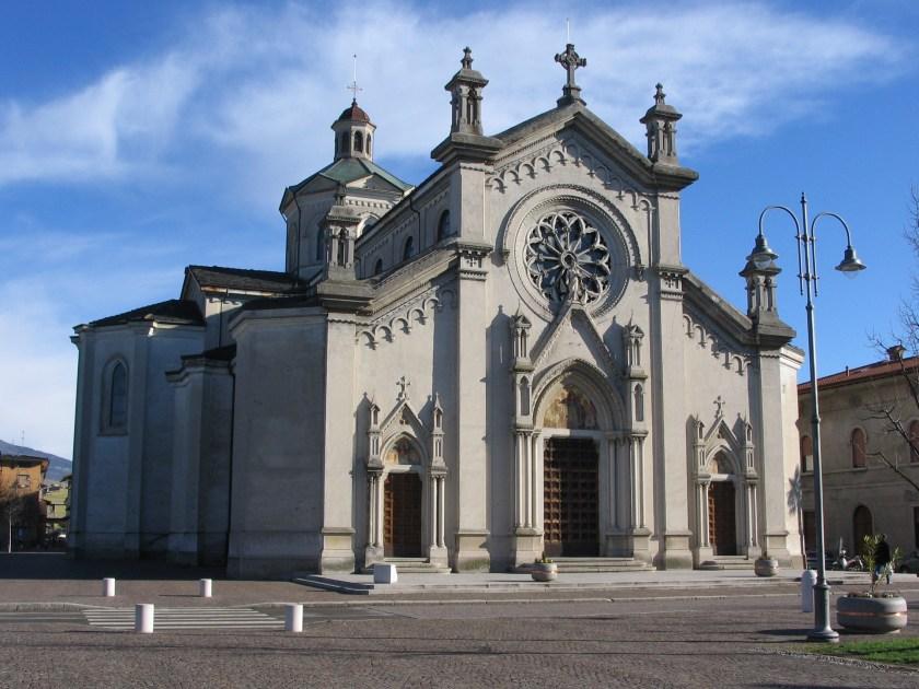 Bonate_Sotto parrocchiale